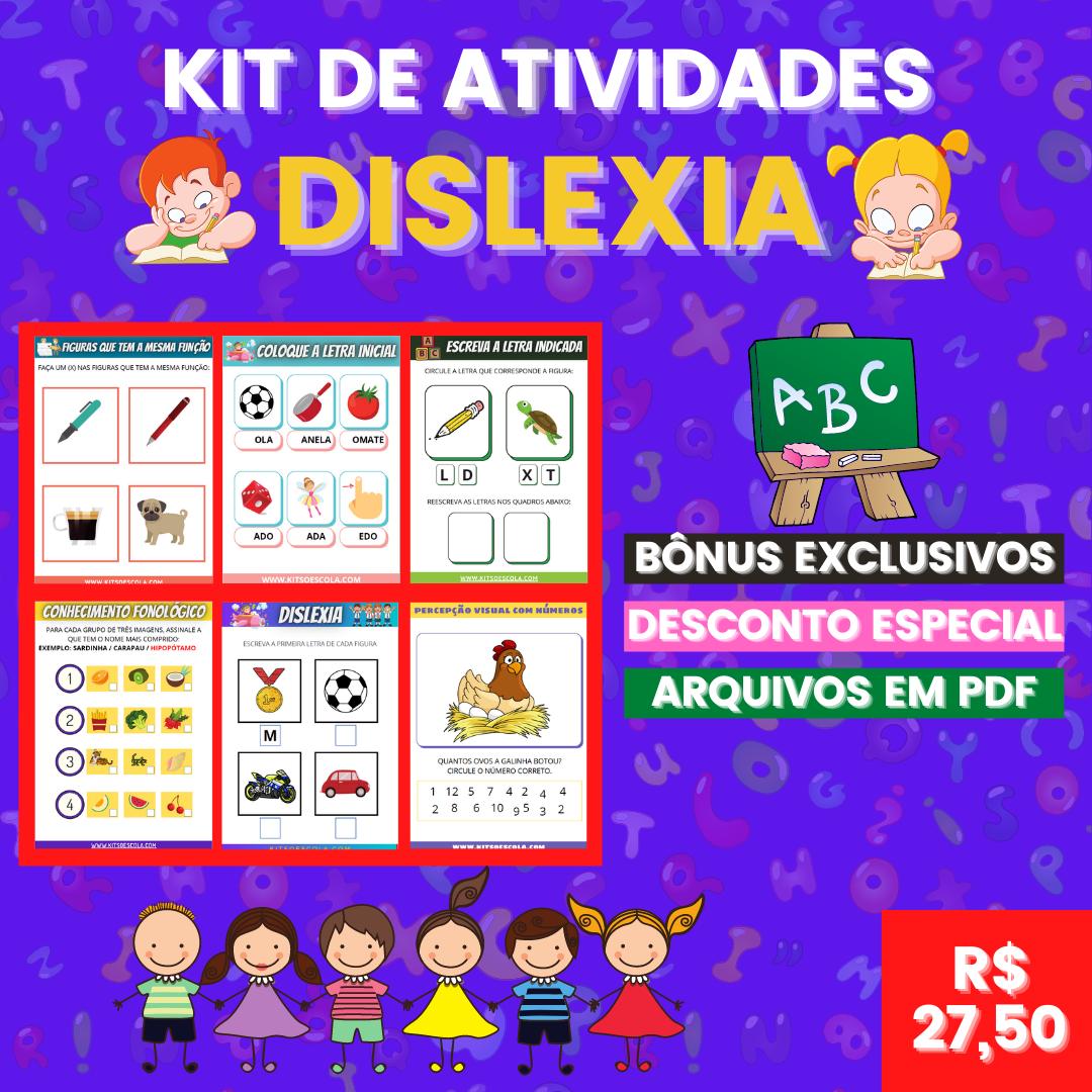 Kit Educação Especial